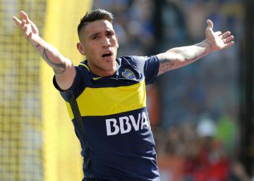 Boca derrota en casa a Sarmiento por 2 a 0 con goles de Centurión y Bou
