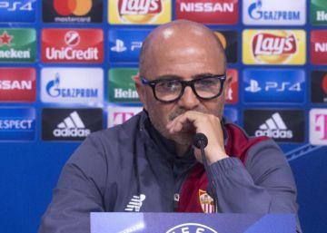 """Sampaoli: """"Es un partido determinante para el Sevilla"""""""