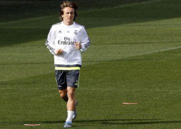 Luka Modric renueva hasta 2020 con el Real Madrid