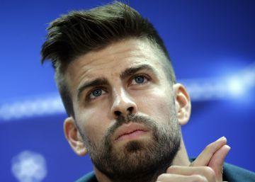 """Piqué: """"No me echan de la selección ni Marca, ni As, ni Twitter, ni la marioneta de Florentino"""""""