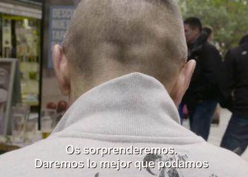 """Hinchas del Legia en Madrid: """"Esta noche se sorprenderán"""""""