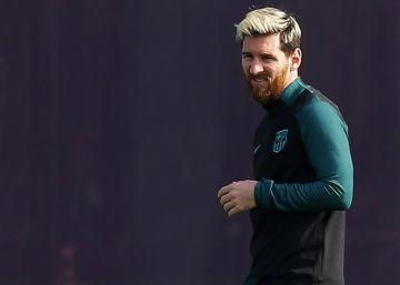 El desorden de Messi ordena al Barça