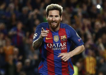 Messi castiga un erràtic Manchester City