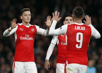 Bayern, PSG y Arsenal no fallan, tropieza el Nápoles