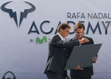 Rafa Nadal inaugura su academia en Manacor
