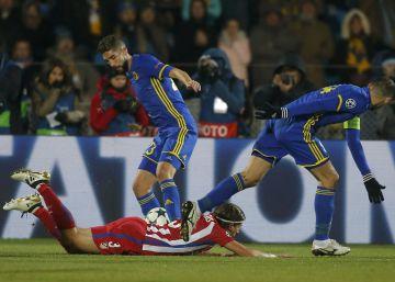 El Atlético gana al Rostov y allana el camino a octavos