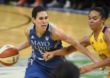 Anna Cruz se queda a dos puntos de su segundo anillo en la WNBA