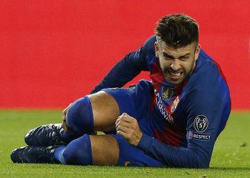 Un Barça indefenso
