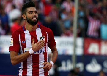 Carrasco amplía su contrato con el Atlético hasta 2022