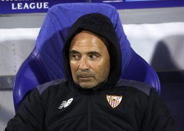 """Sampaoli: """"El partido ante el Atlético es un desafío para el Sevilla"""""""