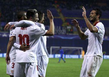 Sevilla - Atlético de Madrid: Horario y dónde ver el partido en directo