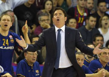 El Panathinaikos ficha a Xavi Pascual