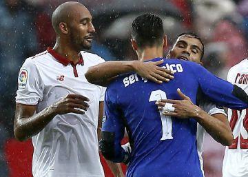 El Sevilla de Sampaoli se doctora ante el Atlético