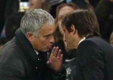 Mourinho pierde intensidad