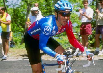 Cuando Donald Trump premió a un ciclista mexicano