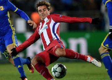 Griezmann, premio al mejor jugador de La Liga