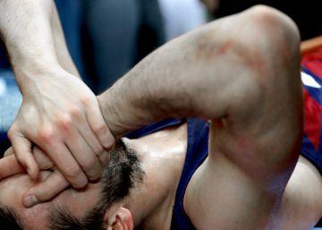 Pau Ribas se rompe el tendón de Aquiles y será baja de seis a ocho meses