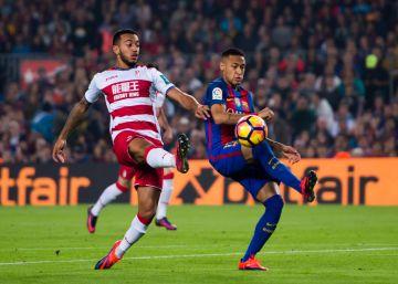 El Barcelona derrota al Granada