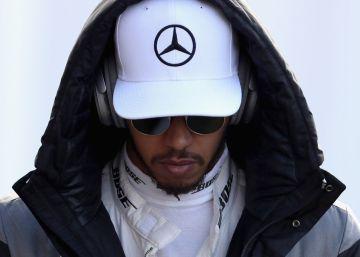 Hamilton y Rosberg copan la primera línea en el GP de México