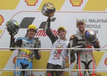 Zarco se impone en Sepang y vuelve a ganar el título de Moto2