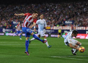 Gameiro y Carrasco, las flechas del Atlético