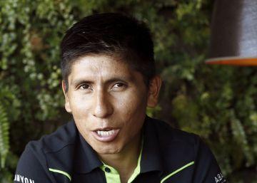 """Nairo Quintana: """"No voy a cambiar de sueño, siempre es el sueño amarillo"""""""