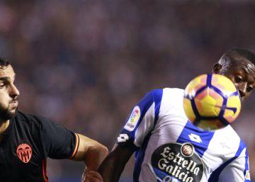 Suman y siguen Deportivo y Valencia