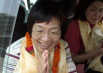 Muere Junko Tabei, la primera mujer en la cima del Everest