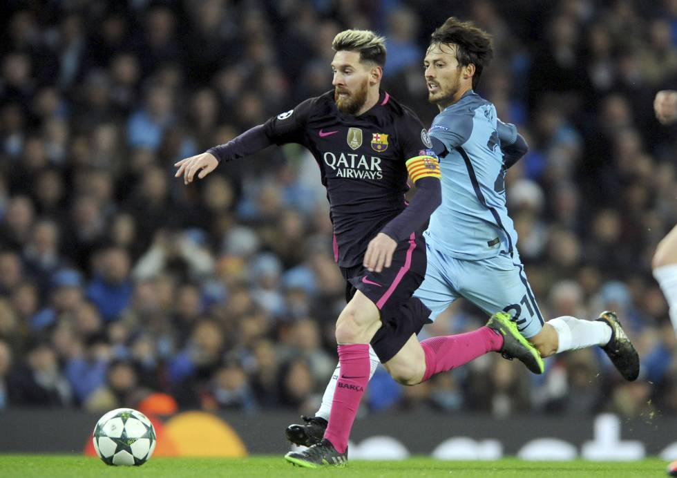 Manchester City - Barcelona en vivo