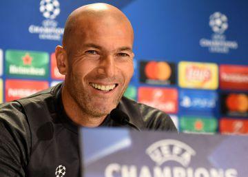 """Zidane: """"¿Benzema o Morata? A mí me importa el grupo"""""""