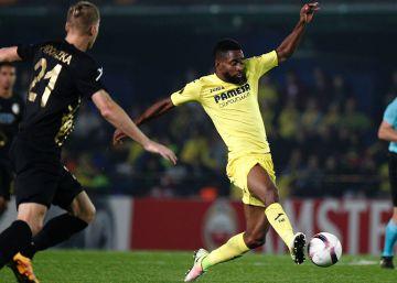 El Villarreal se pega un tiro en el pie ante el Osmanlispor