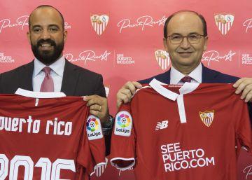 Compañía de Turismo de Puerto Rico, nuevo patrocinador del Sevilla
