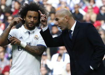 """Zidane: """"¿El Madrid de Bale? A mí lo que me mola es el equipo"""""""