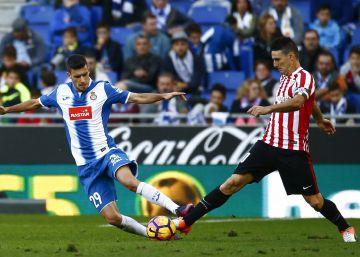 Dulce empate entre Espanyol y Athletic