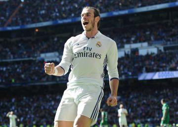 Bale se pone en modo líder