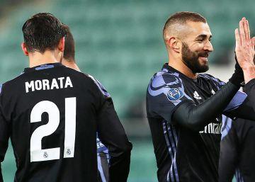 ¿Benzema o Morata? Será broma, ¿no?