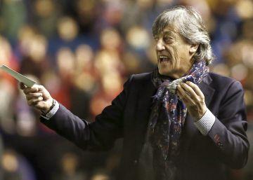 Osasuna despide a Enrique Martín como entrenador