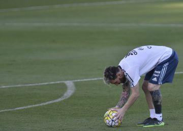Messi desafía a Brasil