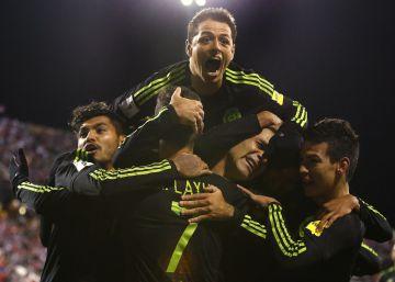 México rompe la maldición y vence (2-1) a Estados Unidos en Columbus, Ohio
