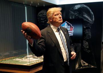 El maradoniano Donald Trump