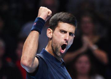 Djokovic apaga el fuego