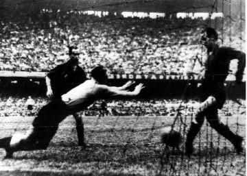 Inglaterra - España: del histórico gol de Zarra en Brasil a los penaltis en la Euro 1996
