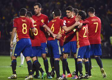 Inglaterra - España: horario y dónde ver el partido
