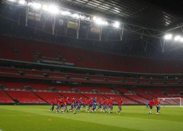 En Wembley no hay amigos