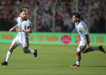 Argentina vive de Messi