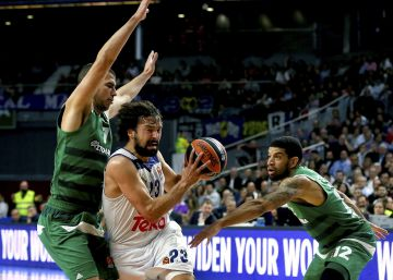 El Madrid rinde al Panathinaikos gracias a la furia de Llull