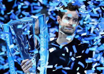 Murray, 'maestro' y rey