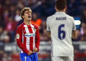 El Atlético más quebrado y despistado