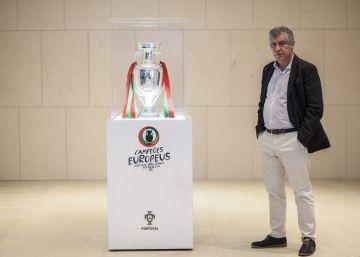 """Fernando Santos: """"Se da demasiada importancia a la posesión del balón"""""""