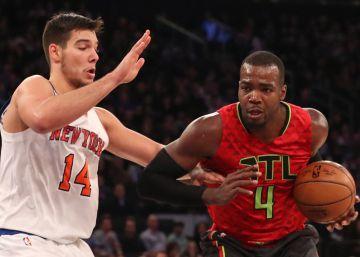 Anthony lanza a los Knicks y Hernangómez saca nota